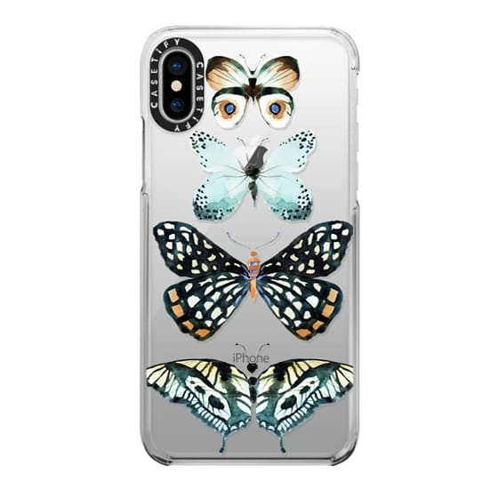 iPhone X Cases - Flutterby