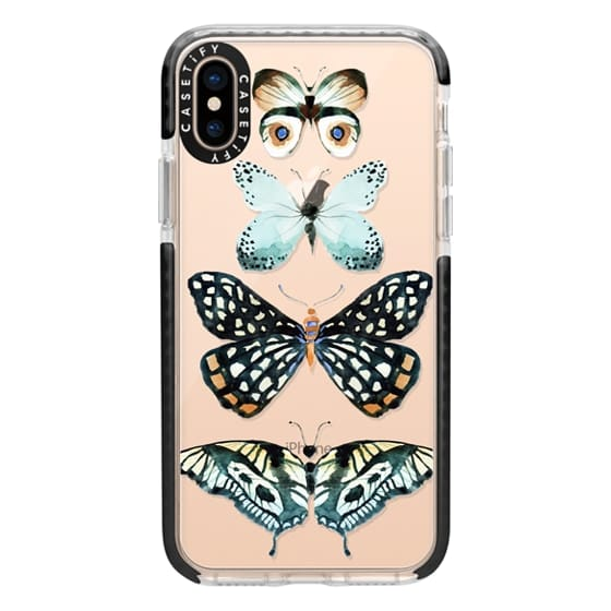iPhone XS Cases - Flutterby