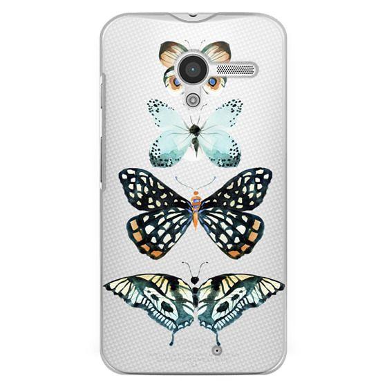 Moto X Cases - Flutterby