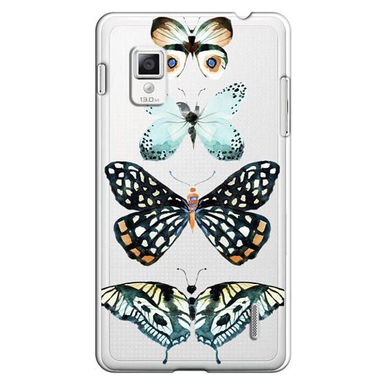 Optimus G Cases - Flutterby