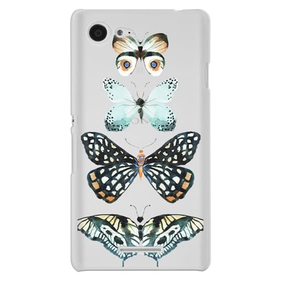 Sony E3 Cases - Flutterby
