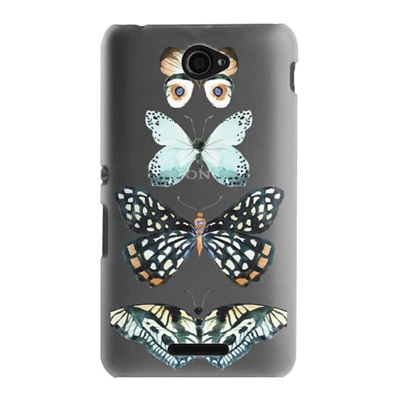 Sony E4 Cases - Flutterby