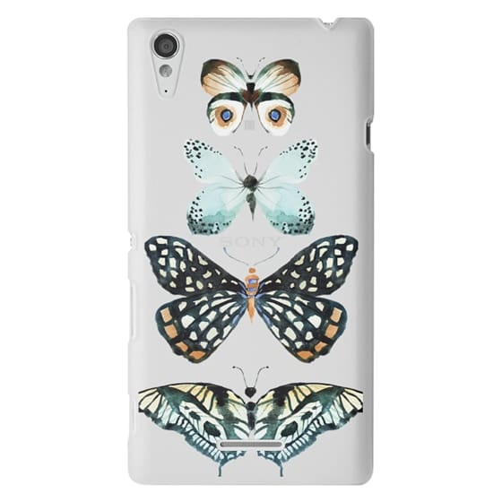 Sony T3 Cases - Flutterby