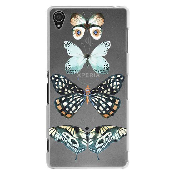 Sony Z3 Cases - Flutterby