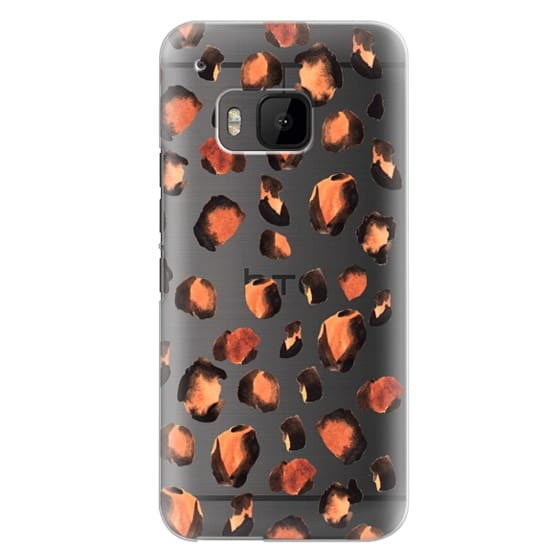 Htc One M9 Cases - Leopard is a Neutral