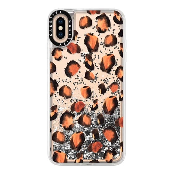iPhone XS Max Cases - Leopard is a Neutral