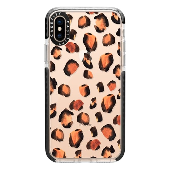 iPhone XS Cases - Leopard is a Neutral