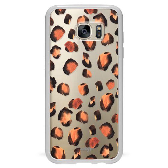 Samsung Galaxy S7 Edge Cases - Leopard is a Neutral