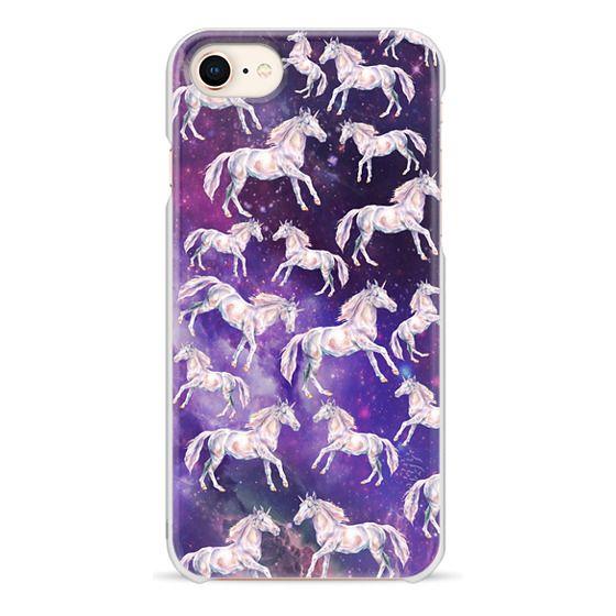 Galaxy Unicorn iphone case