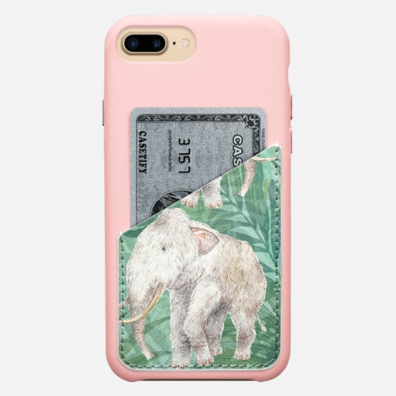 Casetify iPhone 7 Plus/7/6 Plus/6/5/5s/5c Case - Wooly Ma...