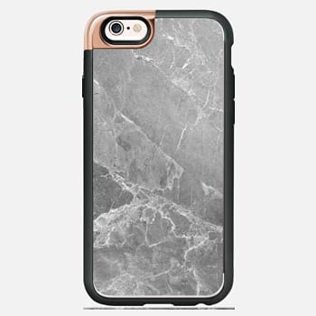 iPhone 6s Case GREY MARBLE