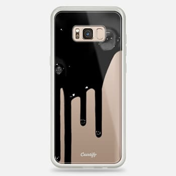 Samsung Galaxy S8+ Case BLACK DRIP