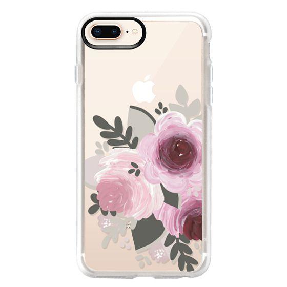 iPhone 6s Cases - Purple Florals