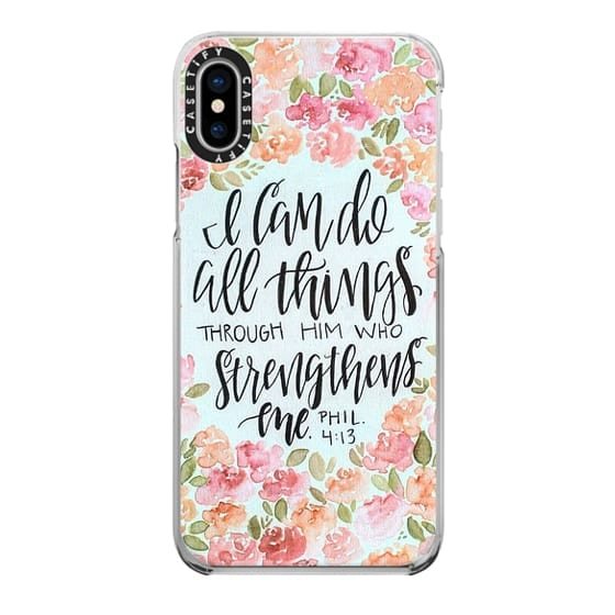 iPhone X Cases - All Things