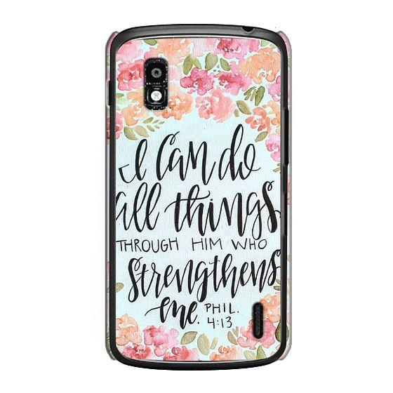 Nexus 4 Cases - All Things