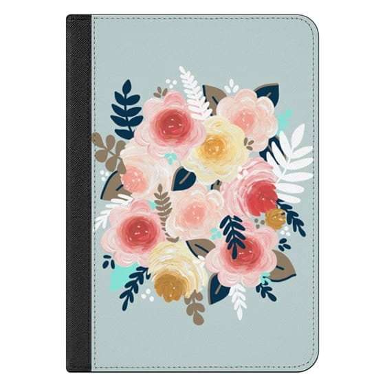 iPad Mini (2019) Covers - Colorful Florals