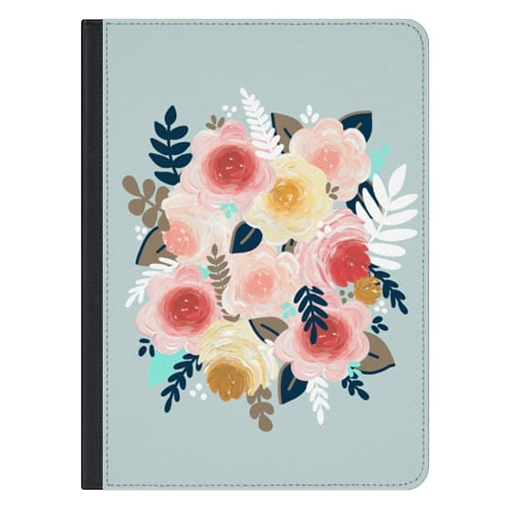 iPad Pro 12.9 Covers - Colorful Florals
