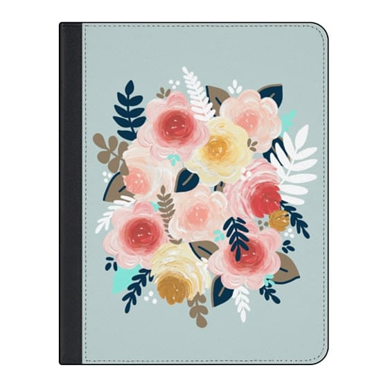 11-inch iPad Pro Covers - Colorful Florals