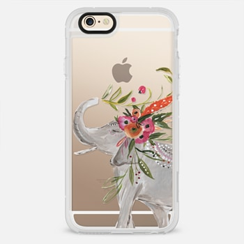 iPhone 6 Case Boho Elephant by Bari J. Designs