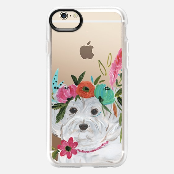 iPhone 6 Capa - Boho Maltipoo by Bari J. Designs