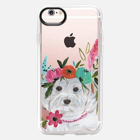 iPhone 6s Case - Boho Maltipoo by Bari J. Designs