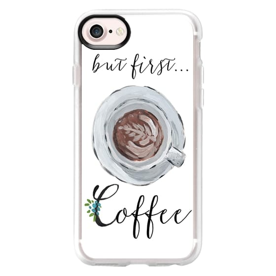 iPhone 6s Cases - but first coffee by Bari J.