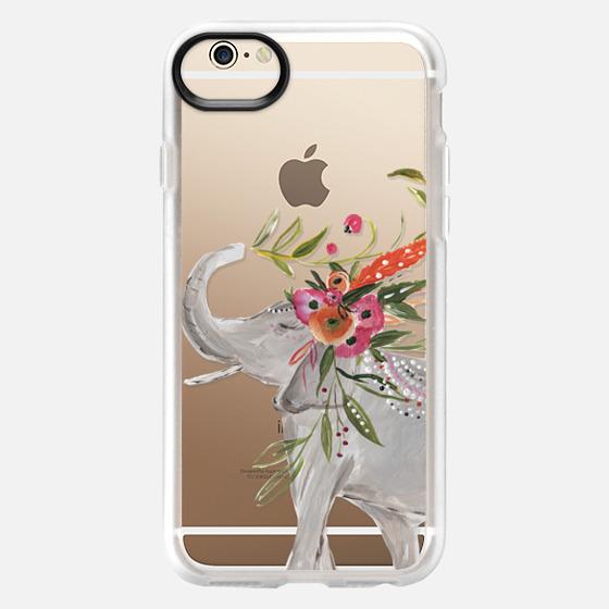 iPhone 6 Capa - Boho Elephant by Bari J. Designs