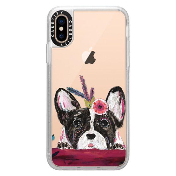 Mr Bulldog iphone 11 case
