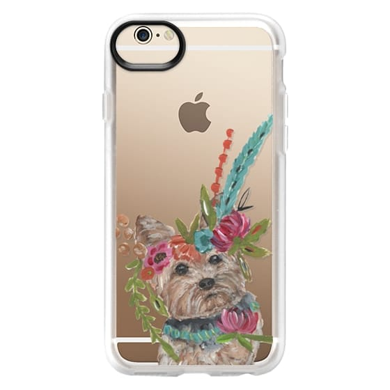 iPhone 6 Cases - Yorkie by Bari J. Designs