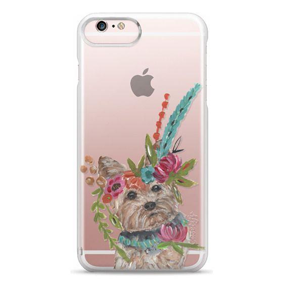 iPhone 6s Plus Cases - Yorkie by Bari J. Designs