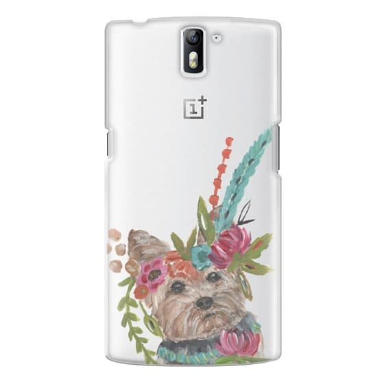 One Plus One Cases - Yorkie by Bari J. Designs