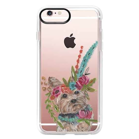 iPhone 6s Plus Cases - Yorkie by Bari J. Designs