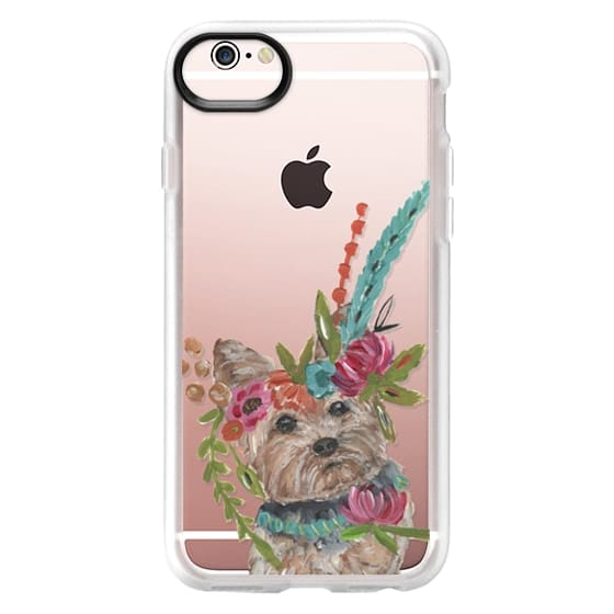iPhone 6s Cases - Yorkie by Bari J. Designs