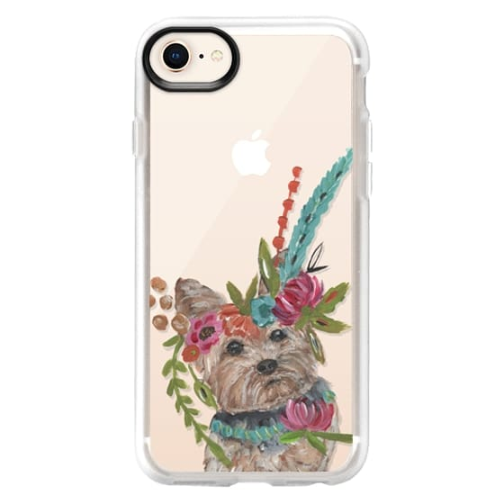 iPhone 8 Cases - Yorkie by Bari J. Designs
