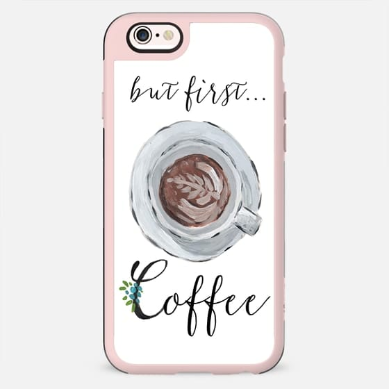 but first coffee by Bari J. - New Standard Case