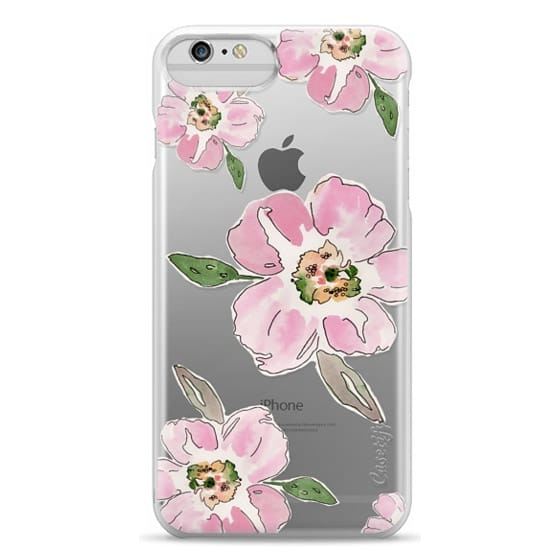 iPhone 6 Plus Cases - Pink Blossoms