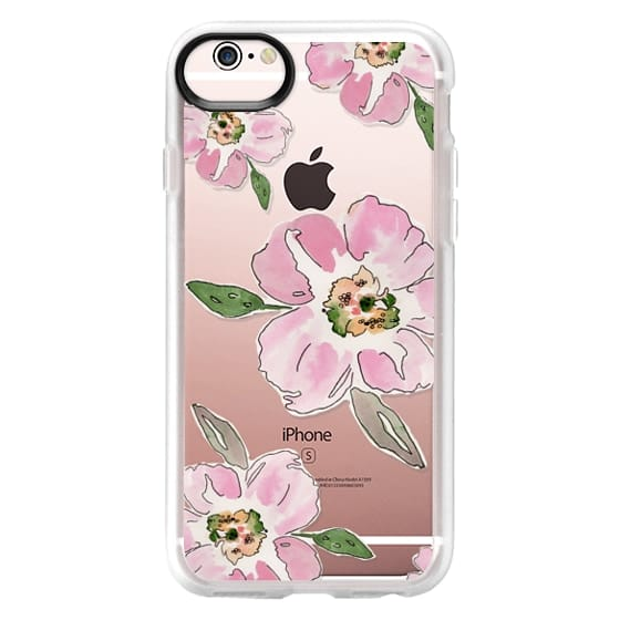 iPhone 6s Cases - Pink Blossoms