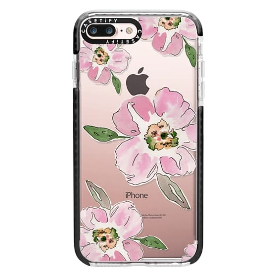 iPhone 7 Plus Cases - Pink Blossoms