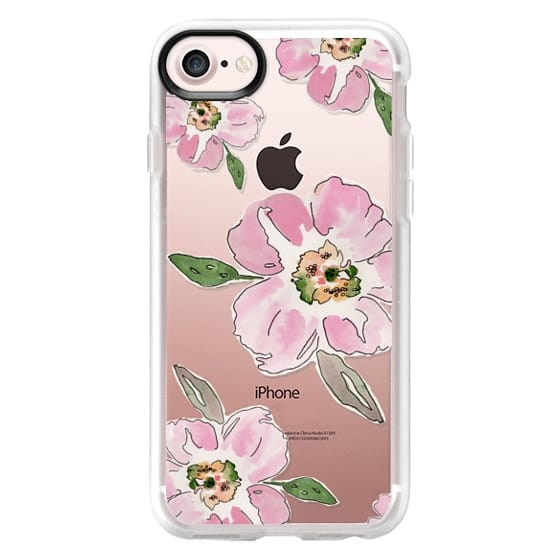 iPhone 4 Cases - Pink Blossoms