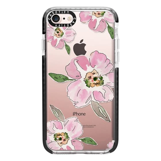 iPhone 7 Cases - Pink Blossoms