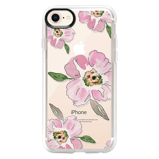 iPhone 8 Cases - Pink Blossoms