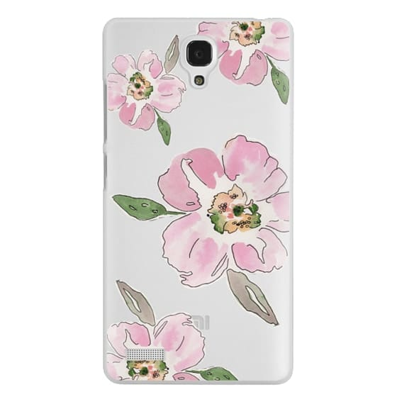 Redmi Note Cases - Pink Blossoms