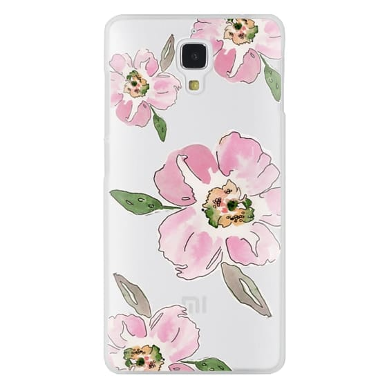 Xiaomi 4 Cases - Pink Blossoms