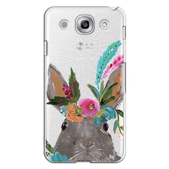 Optimus G Pro Cases - Boho Bunny Rabbit