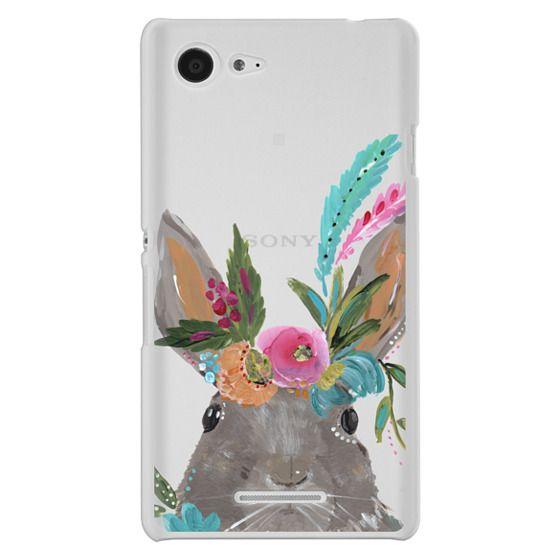 Sony E3 Cases - Boho Bunny Rabbit