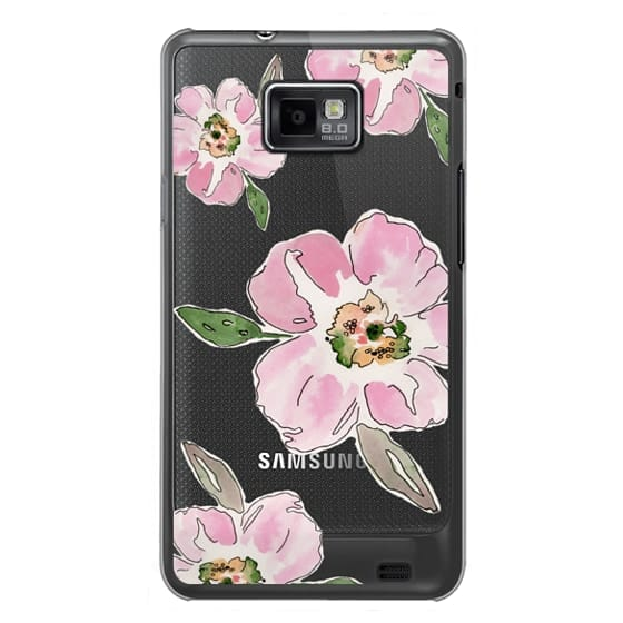 Samsung Galaxy S2 Cases - Pink Blossoms