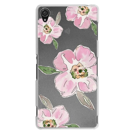 Sony Z3 Cases - Pink Blossoms
