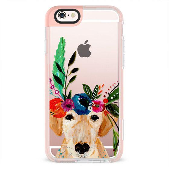 iPhone X Cases - Bari J. Designs Boho Labrador