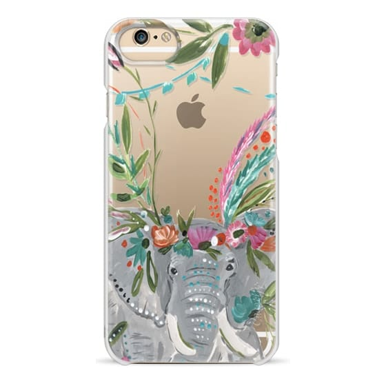 iPhone 6 Cases - Boho Elephant II by Bari J. Designs