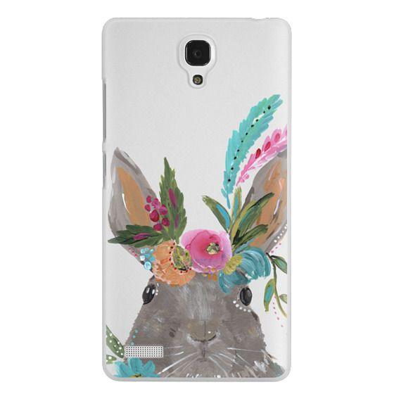 Redmi Note Cases - Boho Bunny Rabbit
